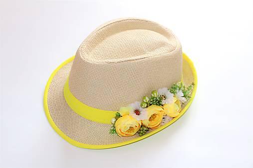 6520c25d1 Štýlový dámsky letný klobúk / Moderni_rodicia - SAShE.sk - Handmade ...