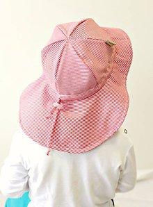 Detské čiapky - Rastúci klobúčik Pampalíni - 100% BA - viac farieb a vzorov - 9616781_