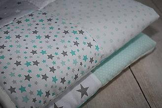 Textil - Patchwork deka pre bábätko* - 9617158_