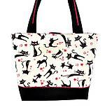 Veľké tašky - Mačičková taška - Miška - 9615976_