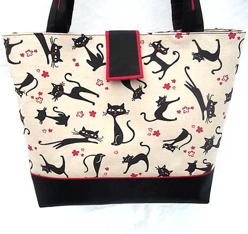 Mačičková taška - Miška
