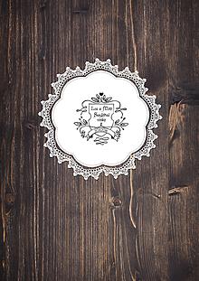 Drobnosti - Svadobná pečiatka 29 - 9618412_