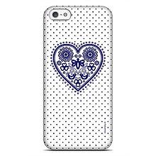Na mobil - iPhone 5, 5S, SE - SLIM Májofka Blue - 9615719_