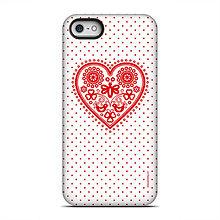 Na mobil - iPhone 5, 5S, SE - TOUGH Májofka Red - 9615722_
