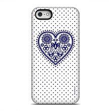 Na mobil - iPhone 5, 5S, SE - TOUGH Májofka Blue - 9615725_