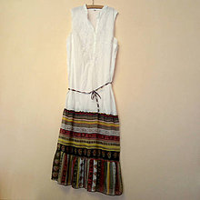 Šaty - Butterfly efect- zľava z 18,50 - 9618905_