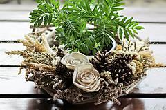 Dekorácie - Kvetináč - 9619717_