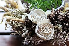 Dekorácie - Kvetináč - 9619718_