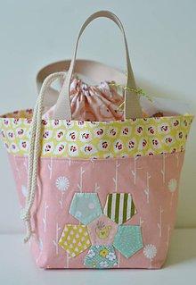 Detské tašky - taška pre malú parádnicu - 9619125_
