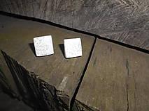 Náušnice - Cukrové - 9619900_