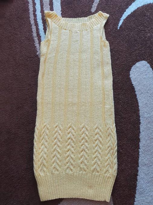 fdb3c5891de7 Štrikované šaty   Alic-handmade - SAShE.sk - Handmade Šaty