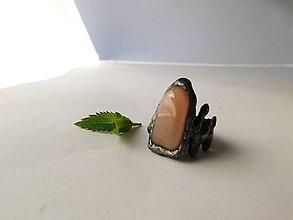 Prstene - Achátový prsteň - tiffany - 9622874_