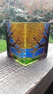 Svietidlá a sviečky - Svietnik Spln - 9621298_