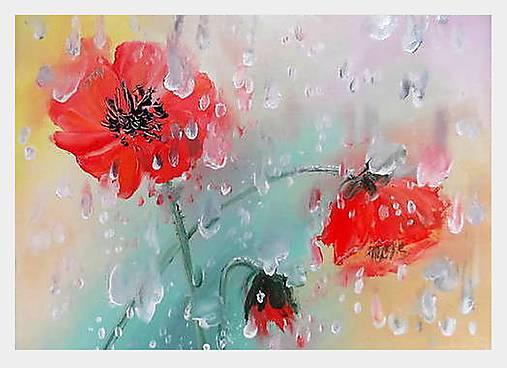 Šepotanie s dažďom
