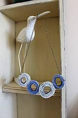 """Náhrdelníky - náhrdelník """"zatočený"""" II - 9621013_"""