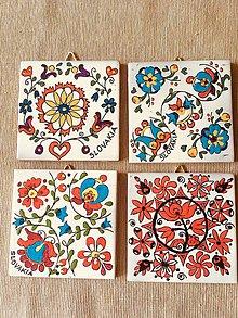 Dekorácie - Kachlice dekoratívne 14 - 9623142_