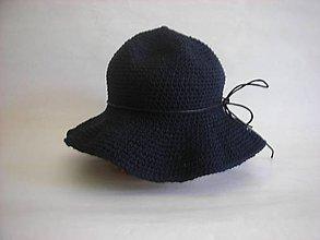 """Čiapky - Indie hat """"Black"""" - 9621807_"""