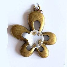 Iné šperky - Krištáľ cp182 - 9622713_
