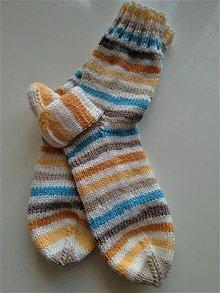 Obuv - Ponožky na nôžky - 9622202_