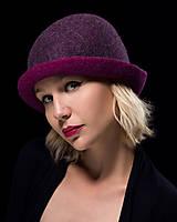 Čiapky - Plstený klobúk II - 9622146_
