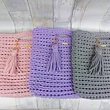 Na notebook - LOVE bag - grey&gold - 9624100_