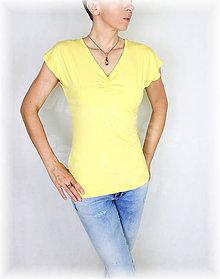Tričká - Triko Šárka(více barev) (Fialová) - 9625690_