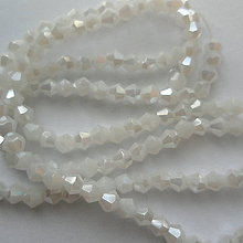Korálky - CrystaLine Beads™/bicone 3mm-1ks - 9626246_