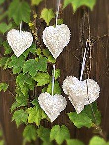 Darčeky pre svadobčanov - Srdiečka - 9625141_