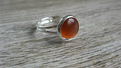 Minerál - prsteň   TARRA - SAShE.sk - Handmade Prstene 76053bb4ba
