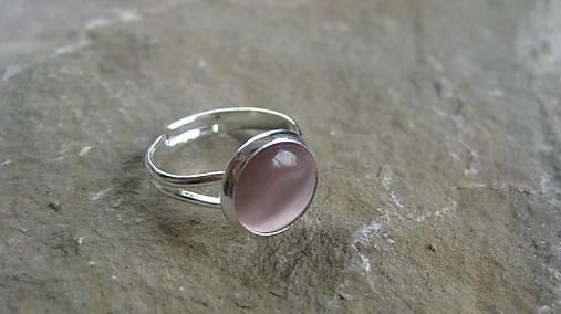 Minerál - prsteň (mačacie oko ružové č. 2205)   TARRA - SAShE.sk ... c344279805