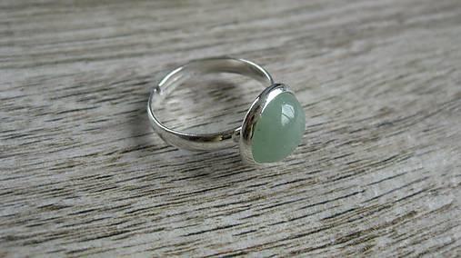 Minerál - prsteň (aventurín č. 2209)   TARRA - SAShE.sk - Handmade ... 9cbd0d697a