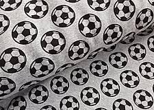 Textil - teplákovina pre futbalistu - 9624934_