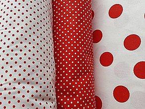 Textil - látka bodka - 9624975_
