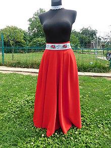 Sukne - Maxi sukňa - 9628407_