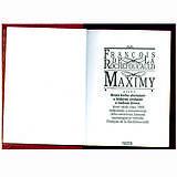 Knihy - Rochefoucauld: MAXIMY - 9629804_