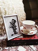 Obrázky - 'The Mad Hatter' Alice in wonderland - 9629496_