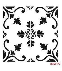 Pomôcky/Nástroje - Šablóna HDM177 - 9628359_