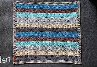 Úžitkový textil - Letná detská deka - 9627160_