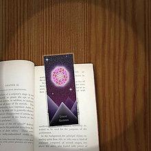 Papiernictvo - Magická záložka do knihy 7 - 9629617_