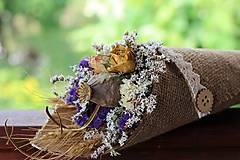 Dekorácie - Kvetinový kornútok - 9630662_