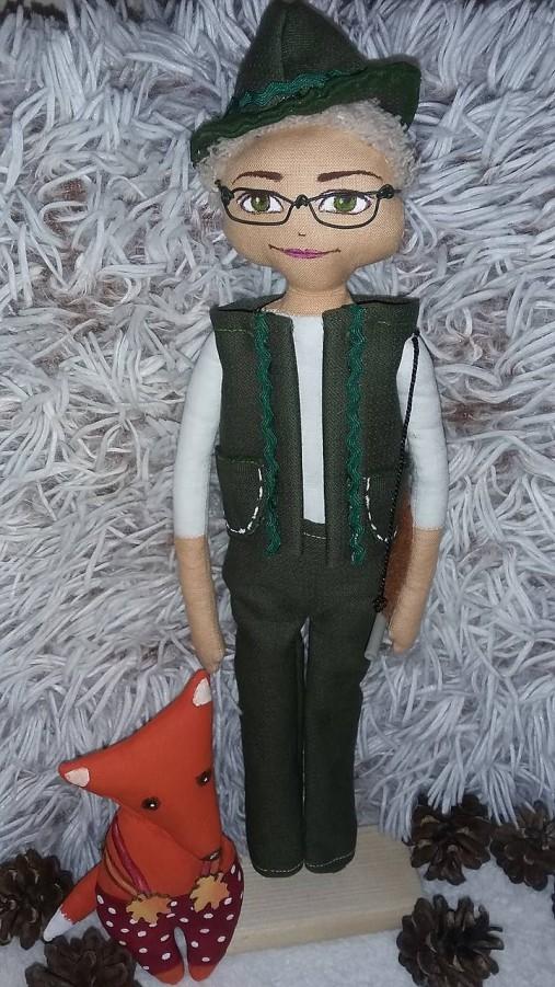 Personalizovaná bábika - poľovník