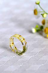 Prstene - Prsteň Baza a mach (2464 A) - 9630571_