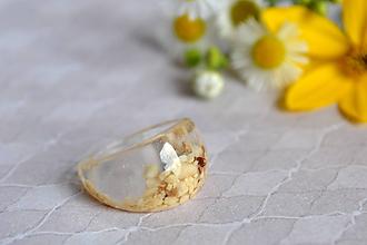 Prstene - Prsteň Dovolenka na pláži (2467 A) - 9632039_