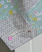 Detské tašky - zelené vrecko - 9631100_