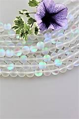 aura kryštál 10mm - korálky vnútorná aura