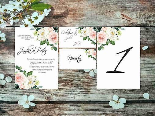 Svadobné oznámenia 8