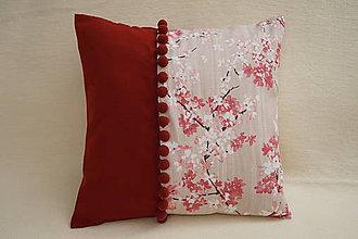 Úžitkový textil - bordó - 9630242_