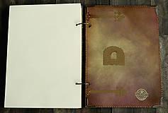 Papiernictvo - KRONIKA /zápisník A4-posledný kus - 9631290_