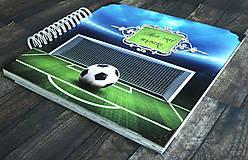 Papiernictvo - ALBUM - fotoalbum pre futbalistu-Futbal - 9631957_