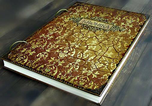 KRONIKA /zápisník A4-posledný kus
